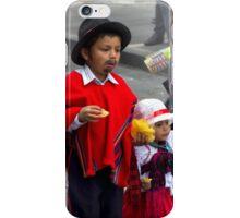 Cuenca Kids 665 iPhone Case/Skin