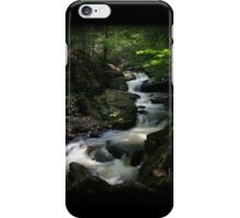 Slithering Rapids iPhone Case/Skin