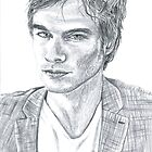 Ian Somerhalder by ArtLuver