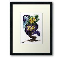 Little Tree 100 Framed Print