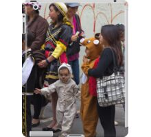 Cuenca Kids 666 iPad Case/Skin