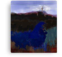 """""""Castle""""  Canvas Print"""