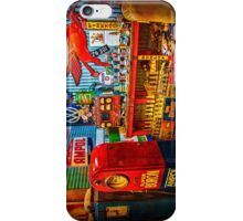 Hot Rod Garage 2 iPhone Case/Skin