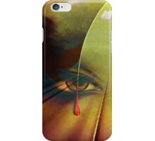 """ Keep an eye on the road "" iPhone Case/Skin"