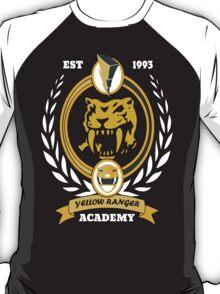 Yellow Ranger Academy T-Shirt