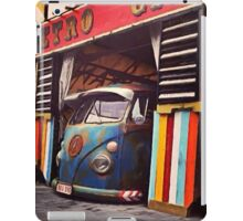 Retro cars iPad Case/Skin