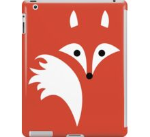 Fox Lines iPad Case/Skin