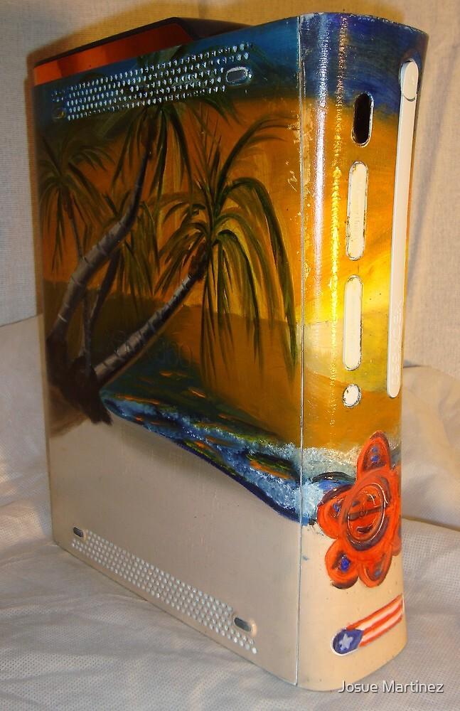 XBOX 360 PUERTORICO BEACH 1 by Josue Martinez
