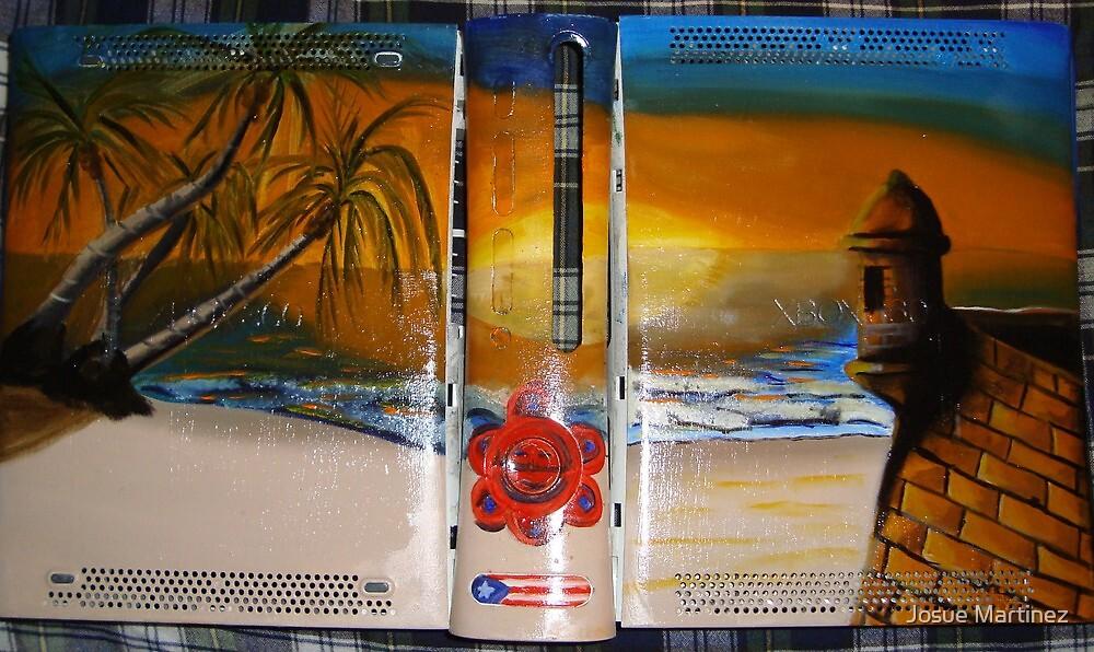 XBOX 360 PUERTORICO BEACH 2 by Josue Martinez