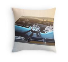 "PS3 ""MIDNIGHT CLUB"" 1 Throw Pillow"