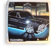 "PS3 ""MIDNIGHT CLUB"" 2 Canvas Print"