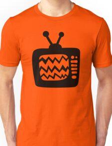 Vintage Cartoon TV Unisex T-Shirt