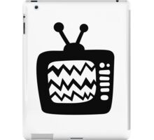 Vintage Cartoon TV iPad Case/Skin