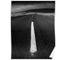 Iceland Roadway Poster