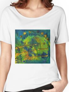 Of Land and Sea Women's Relaxed Fit T-Shirt