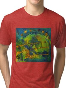 Of Land and Sea Tri-blend T-Shirt