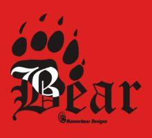 Bear by mancerbear