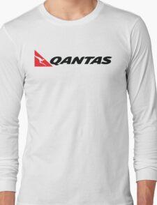 Qantas Airways Long Sleeve T-Shirt