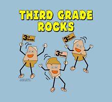 Third Grade Rocks Unisex T-Shirt