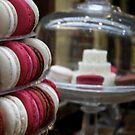 Macarons - Royal Arcade, Melbourne.  by Margaret Stanton