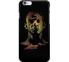 13th Floor Elevators Outline Man iPhone Case/Skin