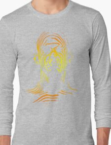 13th Floor Elevators Outline Man Long Sleeve T-Shirt