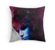 Midnight Show Throw Pillow