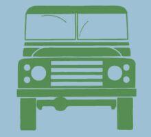 Defender Land Rover Kids Clothes