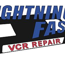 Lightning Fast VCR Repair (Half in the Bag) by pixelspark