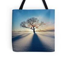 Treeclipse Tote Bag