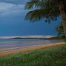 Sarina Beach # 3 by Rachael Lancaster