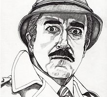 Inspector Clouseau by Paul  Nelson-Esch