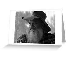 Country Smiles Greeting Card