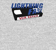 Lightning Fast VCR Repair (Half in the Bag) Unisex T-Shirt