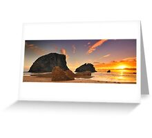 Glasshouse Rocks Greeting Card