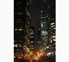 Downtown Toronto at night T-Shirt