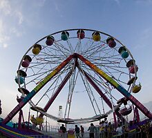 Bonnaroo Ferris Wheel by jwphoto1214