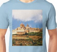Mdina, the Silent City Unisex T-Shirt