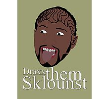 Key & Peele - Draxx Them Sklounst Photographic Print