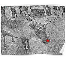 Run, Run Rudolph Poster