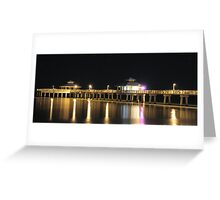 FMB Pier Greeting Card