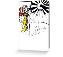 The Pretty Things SF Sorrow T-Shirt Greeting Card