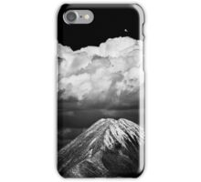'Volcano'  (urban gravel mounds :) iPhone Case/Skin
