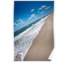 Beach Scape Poster