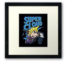 Super Cloud Framed Print