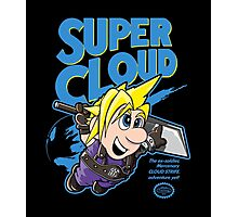 Super Cloud Photographic Print