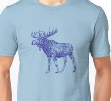 Kansas City Royals Moose Unisex T-Shirt