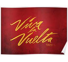 Viva la Vuelta Poster
