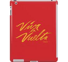 Viva la Vuelta iPad Case/Skin