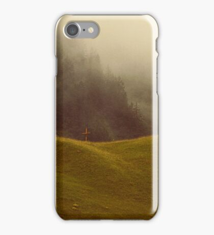 FADING FAITH iPhone Case/Skin